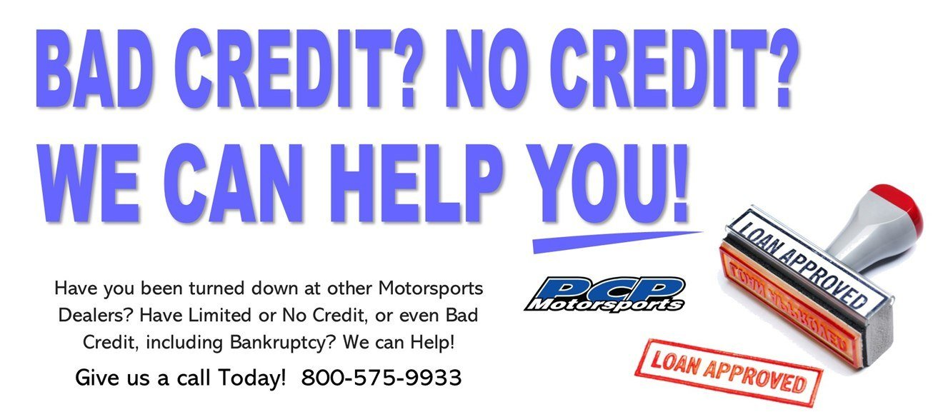 No Credit Bad Credit