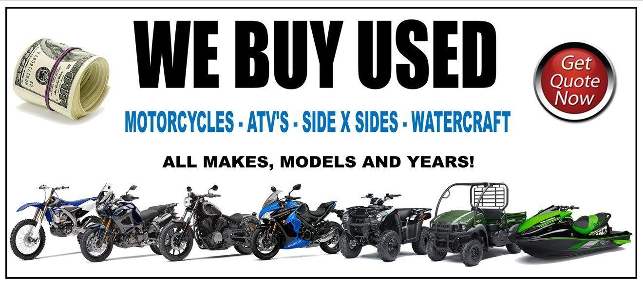 WE BUY USED 9-29-17