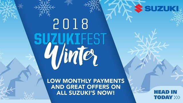 Suzuki - Suzukifest Winter - All ATVs